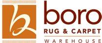 Boro Rug & Carpet Warehouse Logo