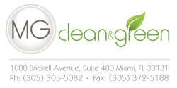 Mg Clean & Green LLC Logo