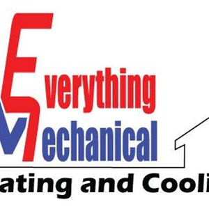 Everything Mechanical Heating and Cooling Logo