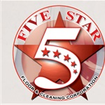 Five Star Flooring and Maintenance Logo