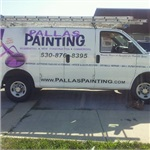 Pallas Painting Logo