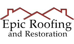 Epic Roofing and Restoration Logo