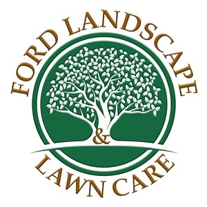 Ford Landscape and Lawn Care Logo