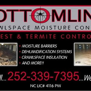 Bottomline Moisture Control Cover Photo