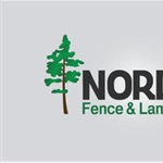 Nordic Fence and Landscape Logo