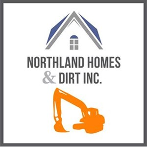Dirt Inc & Northland Homes Logo