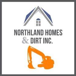 Dirt Inc & Northland Homes Logo