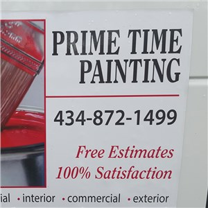 Prime Time Painting Cover Photo
