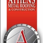 Athens Metal Roofing & Const. Logo