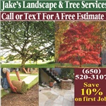 Jakes Landscaping & Tree Services Cover Photo