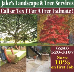 Jakes Tree Services Logo