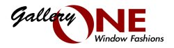 Gallery One Window Fashions Logo