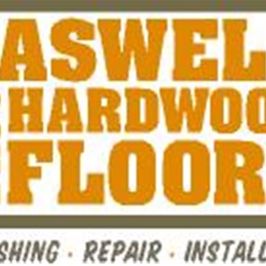 Caswell Bros Hardwood Floors Logo