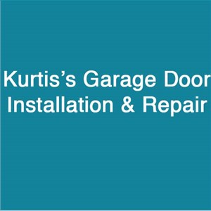 Kurtiss Garage Door Installation & Repair Logo