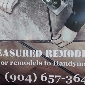 Measured Remodeling Logo