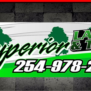 Superior Lawn And Tree Logo