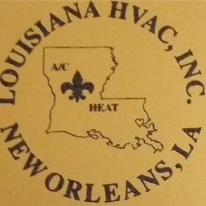 Louisiana HVAC Inc. Logo
