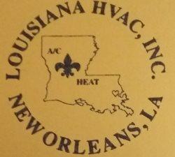 Louisiana HVAC Inc. Logo