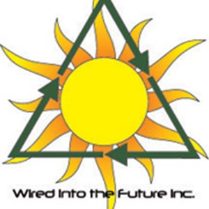 Wired Into The Future Inc. Logo