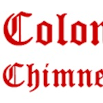 Colonial Chimney Sweeps Logo