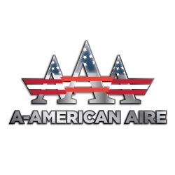 A-american Aire Logo