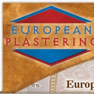 European Plastering Logo