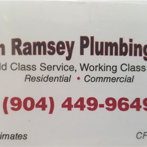 Ryan Ramsey Plumbing Inc. Cover Photo