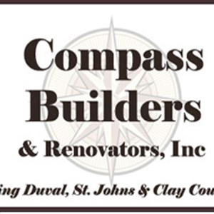 Compass Builders & Renovators Logo
