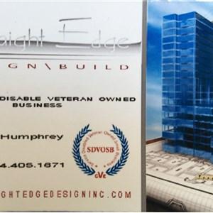 Straightedge Design Build Inc. Logo