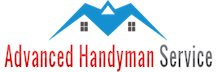 Advanced Handyman Service Logo