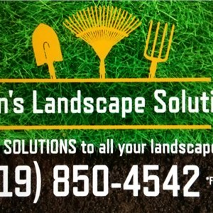 Lawn Seed Services Logo