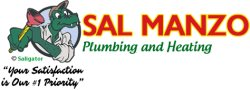 Sal Manzo Plumbing & Heating Inc. Logo