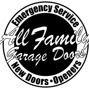 All Family Garage Doors Logo