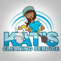 Kats Cleaning Service Logo