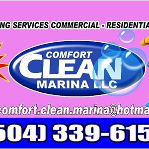 Comfort Clean Marina Cover Photo