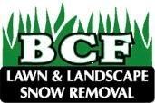 Bcf Lawn & Landscape Logo