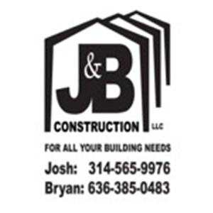 J & B construction Logo