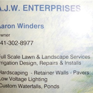 AJW Enterprises Logo