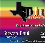Paint Works of Texas Logo