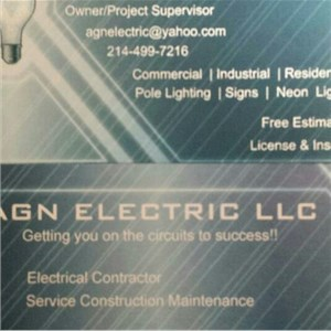 AGN Electric llc Logo