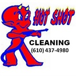Hot Shot Cleaning Logo
