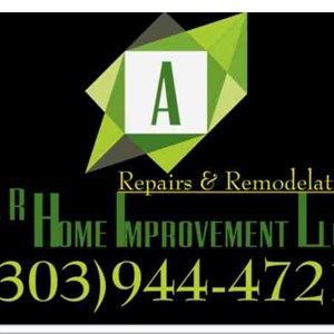 A R Home Improvement LLC Logo