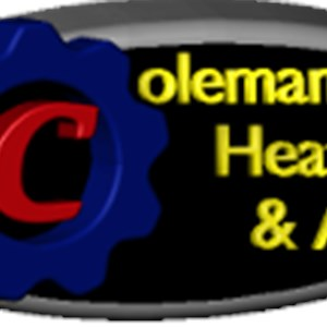 Coleman Heating & Air Logo
