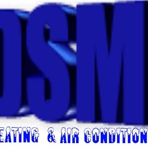 D.S.M. Heating & Air Conditioning Cover Photo
