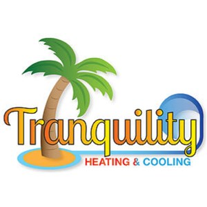 Tranquility Heating & Cooling Logo