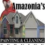 Amazonias Painting & Cleaning Service Logo