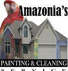 Amazonias Painting & Cleaning Service Logo