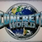 Concrete World Logo