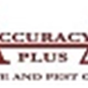Accuracy Plus Termite & Pest Control Logo