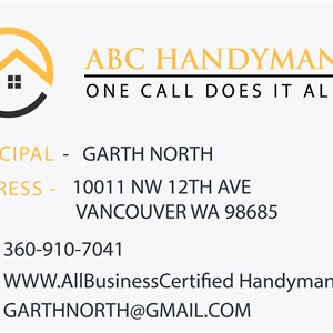 Abc Handyman Cover Photo